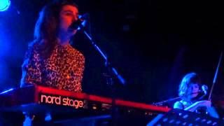 Julia Holter - How Long?, live at Vega Copenhagen,  November2015