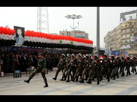 Syria military power 2020