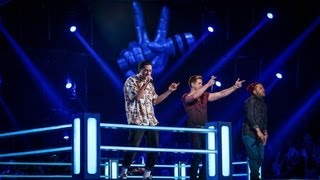 Danny County Vs De'Vide - 'Best I Ever Had' (Full Video) - The Voice UK 2013