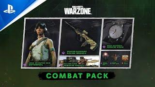 『Call of Duty®: Black Ops Cold War & Warzone™』シーズン6 コンバットパックトレイラー