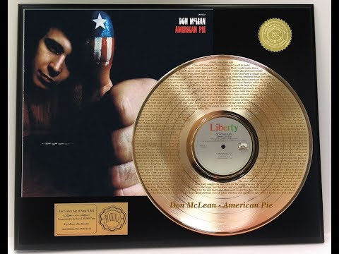 Don McLean - American Pie Remastered HQ Audio