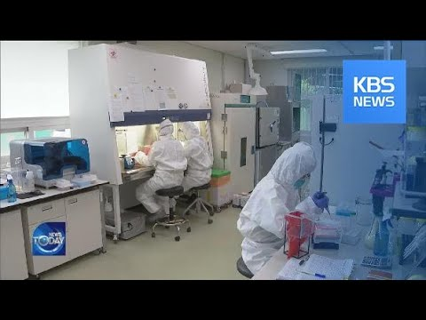 DEVT OF TECHNOLOGY FOR COVID-19 TESTING / KBS뉴스(News)
