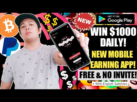 DAILY LOTTERY APP! | BEST FREE ONLINE LOTTERY! | KUMITA NG UP TO [$1000 USD] DAILY! | Marky Vlogs