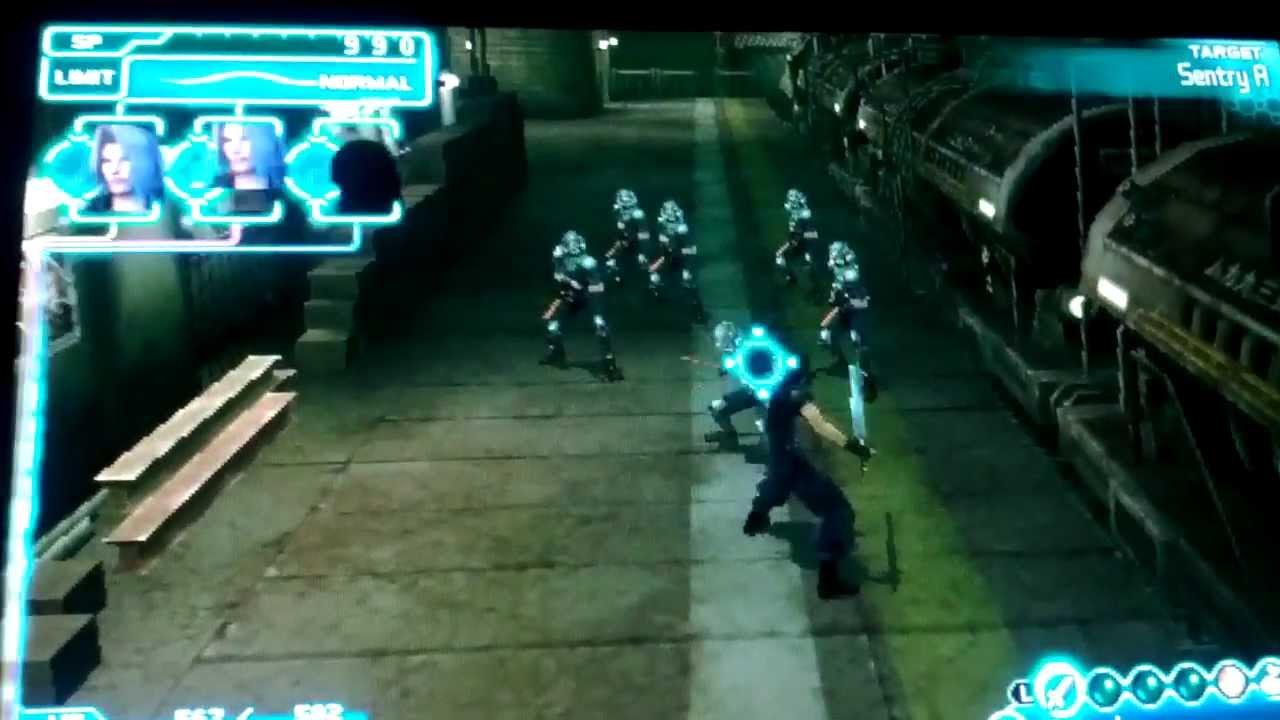 Crisis Core: Final Fantasy VII - Wikipedia