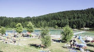 Camping Campéole Le Lac des Sapins - Camping à Cublize dans le Beaujolais en Rhône-Alpes
