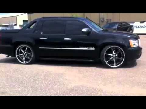 2013 Chevy Avalanche For Sale >> 2007 Chevy Avalanche with Kelderman GMT900 Lowering Kit ...