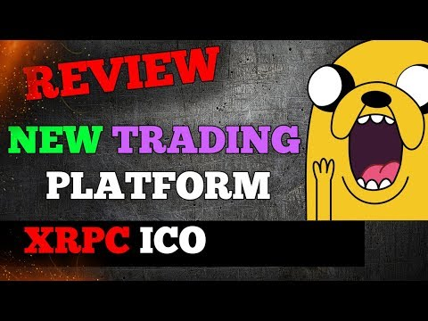 WIN 100$ GIVEAWAY - XRPC ICO full Review: Arbitrage | Trading platform | Cryptocurrency