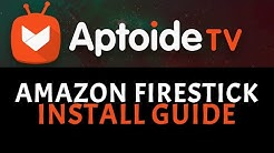 APTOIDE TV STORE: THE ONLY APK YOU NEED FOR THE FIRESTICK & FIRE TV 2019
