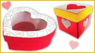 Regalos para San Valentín ❤️Manualidades Para Todos ❤️