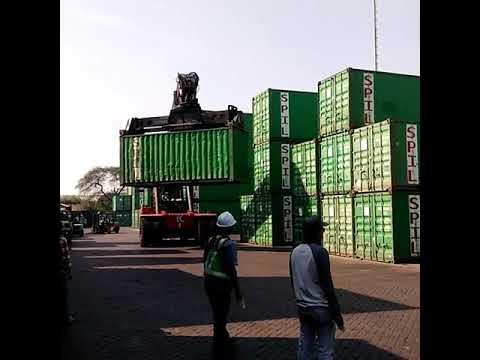 Spesialis Cargo Ternate