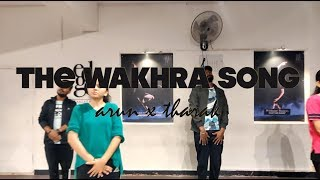 #WAKHRASWAG - Dance Choreography| | Edge School of Dance |