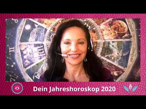 Jahreshoroskop 2020 für