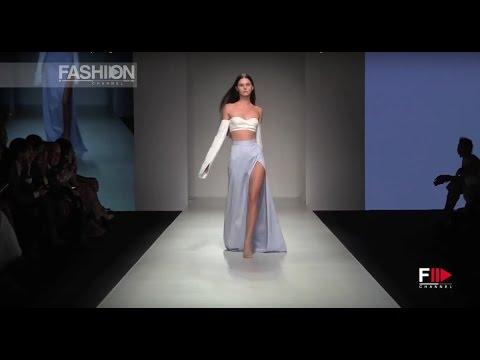 LAQUAN SMITH Spring Summer 2017 | ARAB Fashion Week Dubai by Fashion Channel