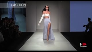 LAQUAN SMITH Spring Summer 2017 | ARAB Fashion Week Dubai by Fashion Channel