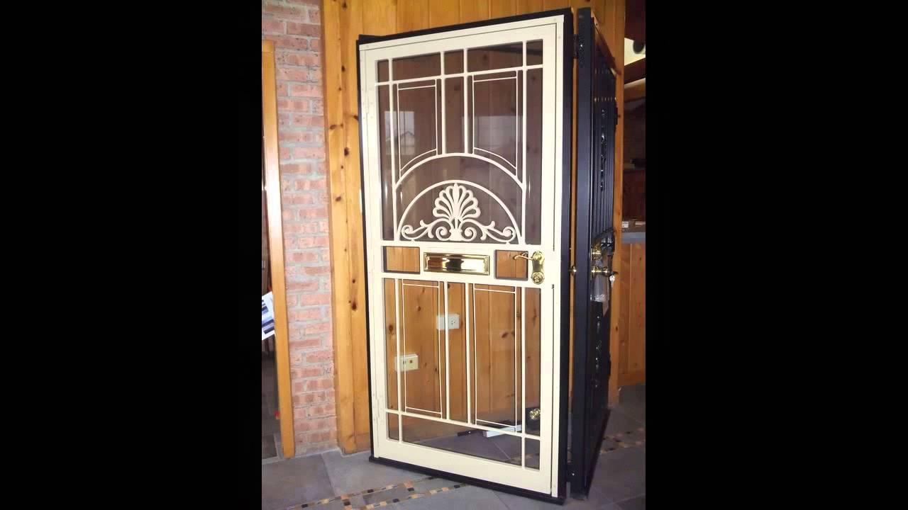 Insulated Steel Entry Door Youtube