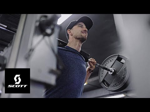FITTER, FASTER, STRONGER. Ep. 4 – Strength Training at the Gym w/ Nino Schurter