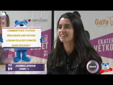 Immersion en Ligue Butagaz Energie - Ep. 3 - JDA Dijon Handball - EMBOBINAGE