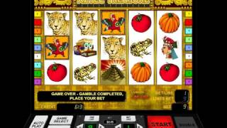 Игровой клуб Вулкан - игровые автоматы онлайн Aztec Treasure (Сокровища Ацтеков)