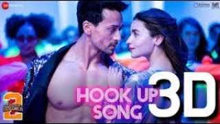 The Hook Up Song   THe Student Of The Year 2   3D Song   Use Headphones