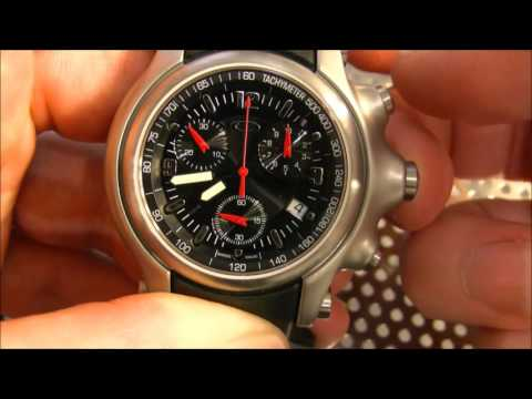 Oakley Holeshot Chronograph How To Reset Chronograph Hands