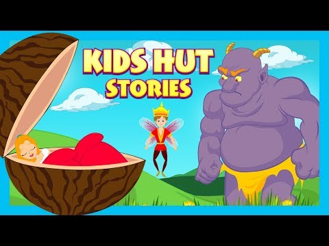 Kids Hut Storie  English Animated Stories For Kids  Bedtime Stories For Kids-Moral To Learn For Kids