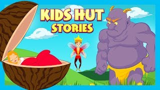 Kids Hut Storie |English Animated Stories For Kids| Bedtime Stories For KidsMoral To Learn For Kids
