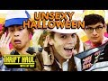 Unsexy Halloween Costumes ft. PRETTYMUCH | Thrift Haul