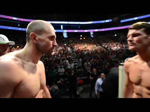 UFC 159: Bisping vs. Belcher Weigh-in Highlight
