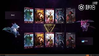 Artifact Beta Leak by Chinese player - Artifact China
