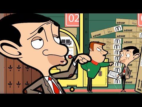 DIY Bean   (Mr Bean Cartoon)   Mr Bean Full Episodes   Mr Bean Comedy
