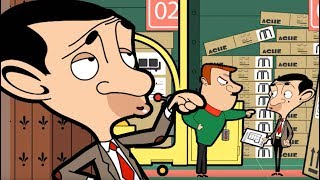 DIY Bean | (Mr Bean Cartoon) | Mr Bean Full Episodes | Mr Bean Comedy