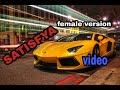 Satisfya Female Cover By AISH   Gaddi Lamborghini  Imran Khan  2020 Video