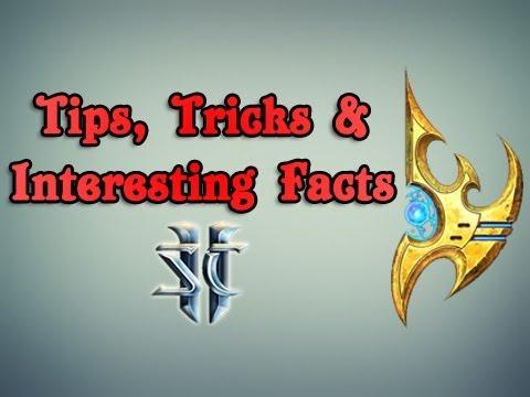Starcraft 2 - Protoss: Tips, Tricks & Interesting Facts