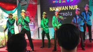 Nahwan Nur UPM - Bersatu ( Naib Johan Festival Nasyid Peringkat Negeri Selangor 2017)