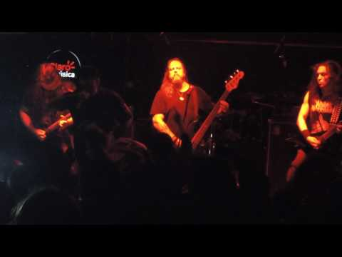 Vital Remains - Live in Montevideo, Uruguay - BJ Sala (12/7/2017)