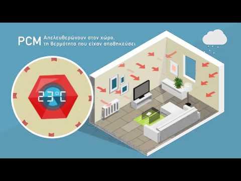 KRAFT Paints - Νέα σειρά Energy Save (Greek video)
