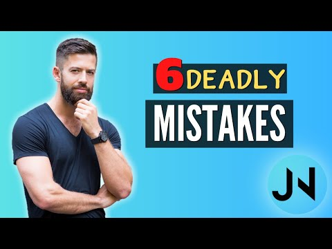 6 Biggest Mistakes to Avoid in Your 20s - My Top Life Lessons