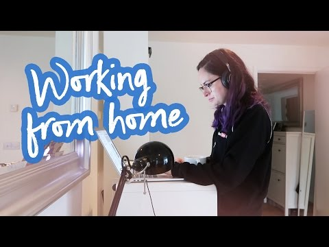 My first week working from home – Weekly vlog