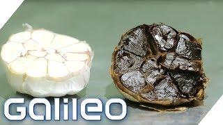 Wie gesund ist der schwarze Knoblauch? | Galileo | ProSieben