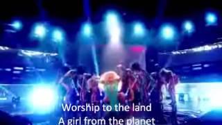 Lady Gaga Venus (lyric video) Graham Norton Show
