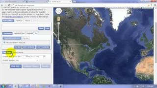 Download SRTM 30m Digital Elevation Models for Free