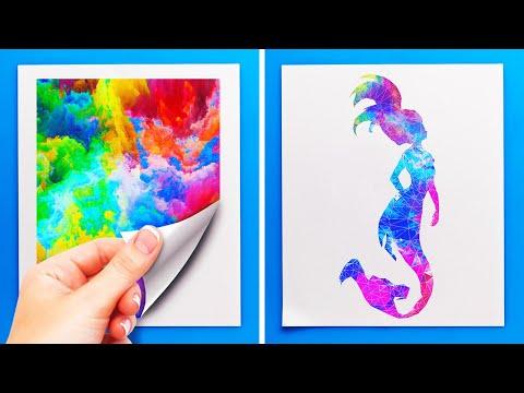 BRILLIANT ART IDEAS FOR EVERYONE