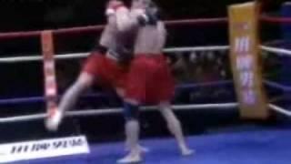 Video 2003 Kongfu Sanda Champion Bao Ligao VS. USA IKF Champion David Murryrob download MP3, 3GP, MP4, WEBM, AVI, FLV Juni 2018