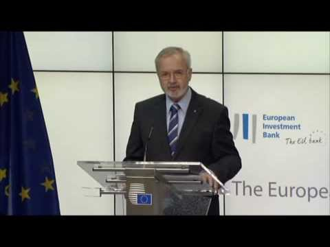 EIB Group Press Conference 2015