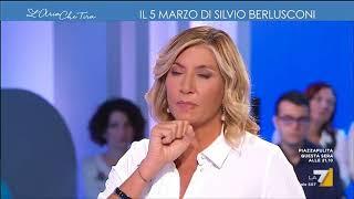 Berlusconi 'Il mio ultimo traguardo è riorganizzare l'Italia. Vedo bene Salvini agli Interni'