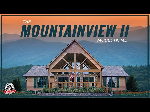 America's Home Place: The Mountainview II Model Tour