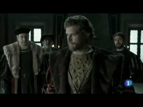 Charles V wants a duel with Francis I (Carlos, rey emperador)