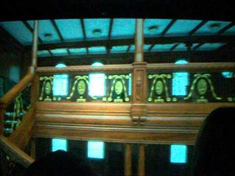 Titanic Experience Elevator BELFAST TITANIC MUSEUM 2012