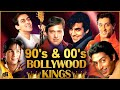 Bollywood Kings | 90's & 00's Bollywood Hero's | Salman Khan, Akshay Kumar | Aaja Sham Hone Aai