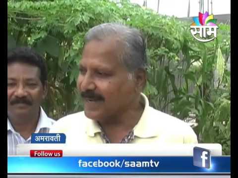 Amravati based Prabhakar Sawarkar s terrace farming of vegetables